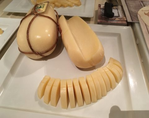 Granarolo, Il formaggio, aspetti tecnici e sensoriali