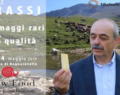 Slow food Romagna in Formaggi rari di…. rara qualità