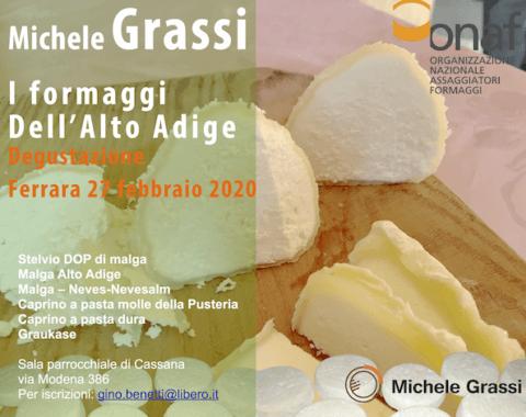 Degustazione – Formaggi dell'Alto Adige, regione di masi e malghe