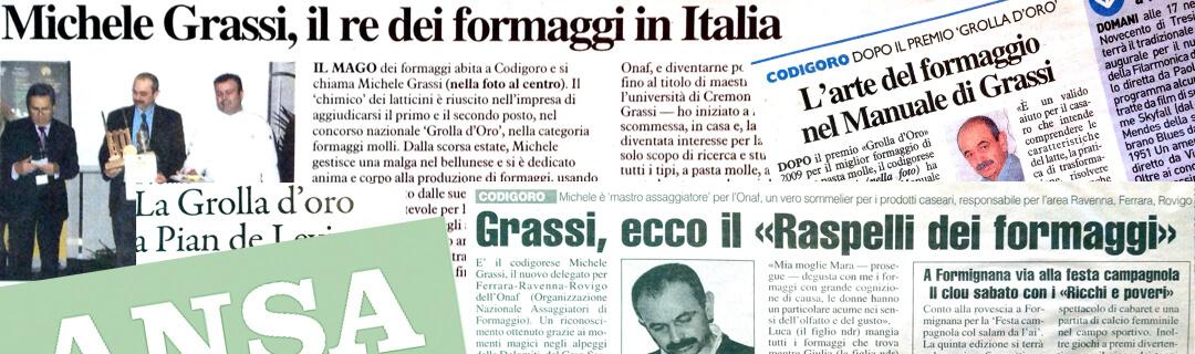 Rassegna stampa Michele Grassi