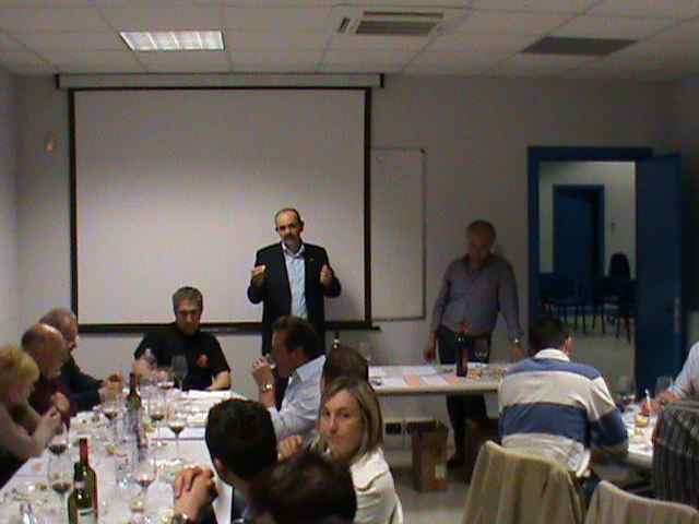 Jazz club di Ferrara, Michele Grassi, formaggi e vini