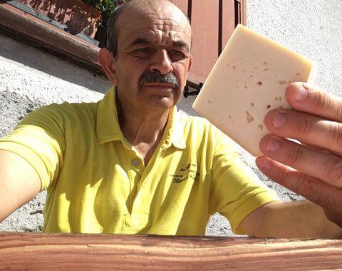 Studio e conoscenza per capire il formaggio