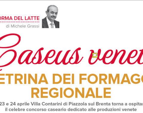 Caseus Veneti, vetrina dei formaggi regionale
