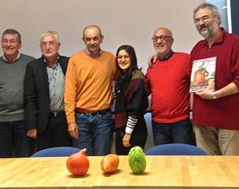 """A Michele Grassi il 1° Premio di """"Il formaggio del cuore"""""""